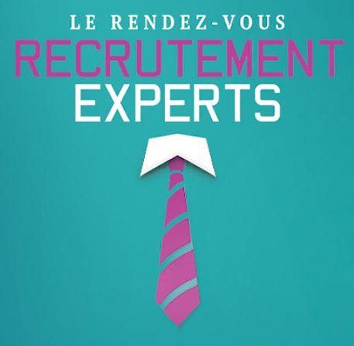 Image pour Le rendez-vous recrutement experts - Reims 2021