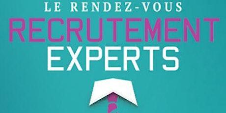 Le rendez-vous recrutement experts - Reims 2021 billets
