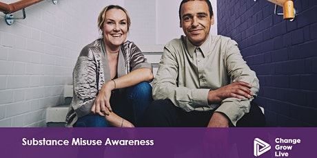 Substance Misuse Awareness Training tickets