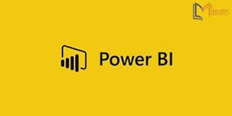 Microsoft Power BI 2 Days Virtual Live Training in Morristown, NJ tickets