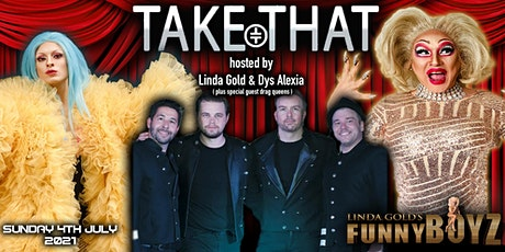 Take That TRIBUTE tickets