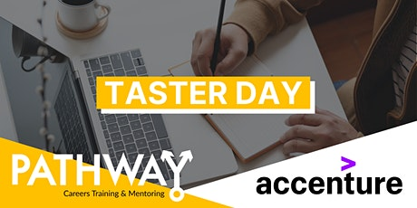 Career Taster Day with Accenture (North) tickets