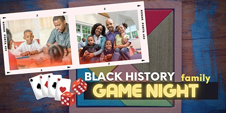 Game Nights: Black History tickets
