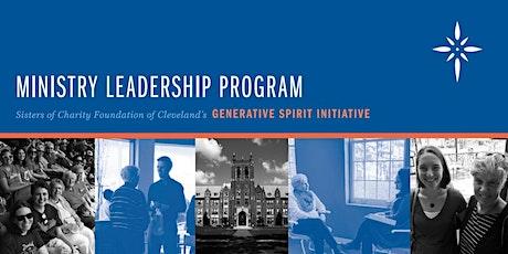 Ministry Leadership Program Virtual Information Session 1 + 2 tickets