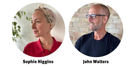 Tips on how to boost mental resilience - with Sophie Higgins & John Walters tickets