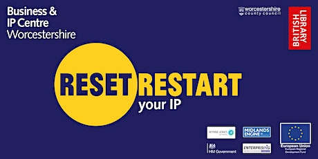 Reset.Restart your Intellectual Property (IP) biglietti