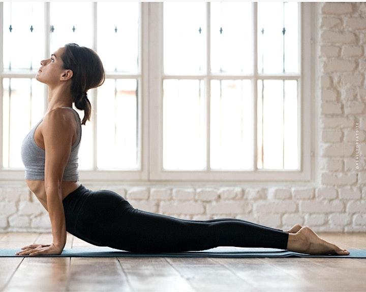 Soul Well: Yoga Stretch for  Body, Mind & Soul (Wednesdays, Mar-Apr) image