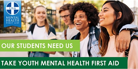 SC Thrive Virtual  Youth Mental Health First Aid tickets