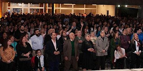 Reunión Iglesia de Arroyito (31/01/2021) 10:00 hs entradas