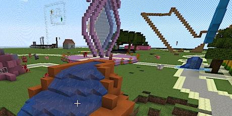 Minecraft: Aktionstag Freizeitpark Tickets