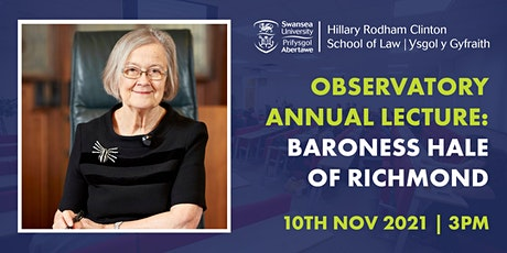 Annual Lecture - Observatory on Human Rights of Children 2021 tickets