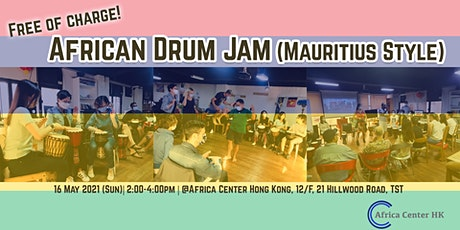 African Drum Jam (Mauritius Style) tickets