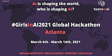 #GirlsInAI2021 Hackathon – Australia tickets