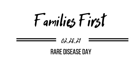 Families First Virtual 5k for Rare Disease Day tickets