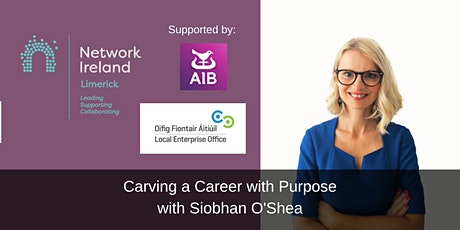 Network Ireland Limerick Carving a Career with Purpose tickets