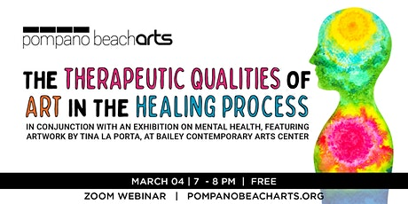 Art in Therapy Panel Discussion tickets