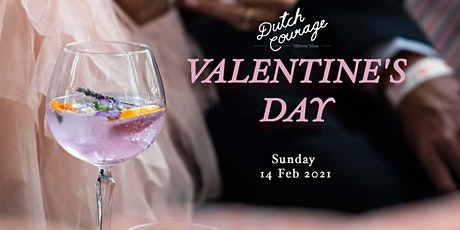 Valentine's Day 2021 at Dutch Courage tickets