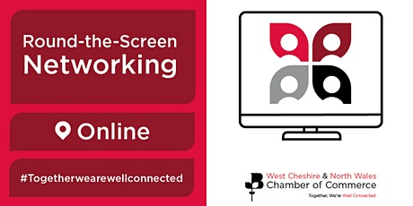 Round the Screen Networking tickets