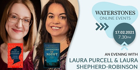 An Evening with Laura Purcell and Laura Shepherd-Robinson tickets