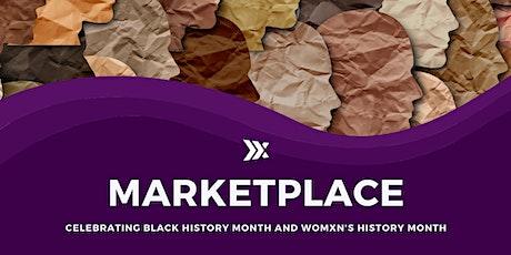 INNOVATION STUDIO: MARKETPLACE | BLACK HISTORY & WOMXN'S HISTORY MONTH tickets