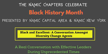 The NAMIC Chapter's Celebrate Black History Month tickets