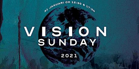 Vision Sunday tickets