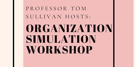 Organization Workshop w/ Tom Sullivan for Fall & Spring Dean's Listers tickets