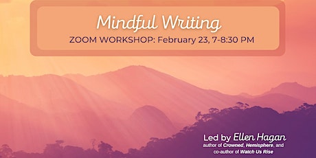 Mindful Writing tickets