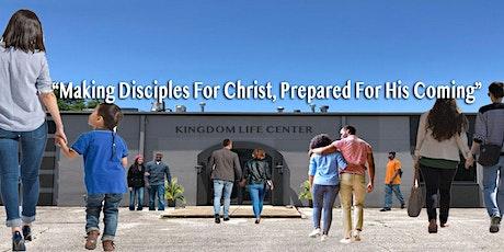 Kingdom Sunday, Jan 31st RSVP Registration tickets