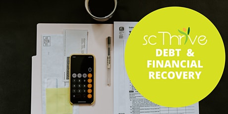 SC Thrive Debt and Financial Recovery Training tickets