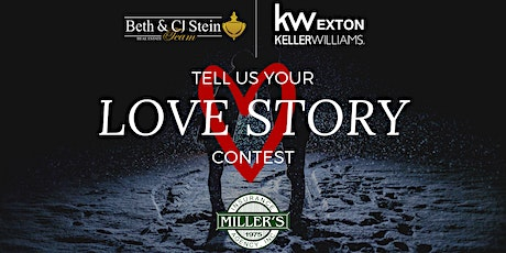 Tell us your love story. tickets