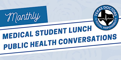 January 29th Public Health Lunch Conversation tickets