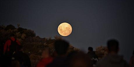 29/01 Trekking de la Luna Llena | Diadema entradas
