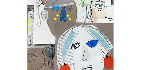 Online-Workshop I Selbstporträt I Für 6- bis 14-Jährige Tickets