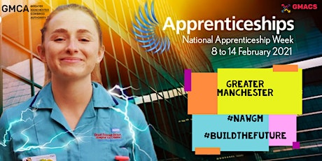#NAWGM -Demystifying Apprenticeships & How They Help Young People Get Ahead tickets