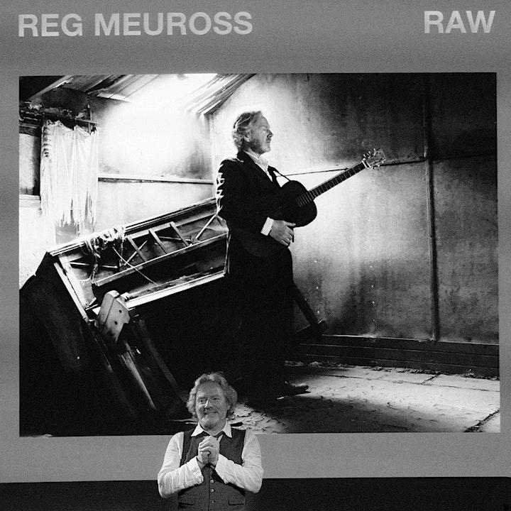 Calendar Concerts: February - Reg Meuross live & online image