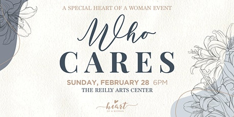 Heart of a Woman | February 28, 2021 tickets