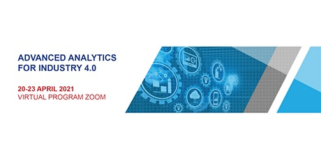 ADVANCED ANALYTICS FOR INDUSTRY 4.0 APAC tickets
