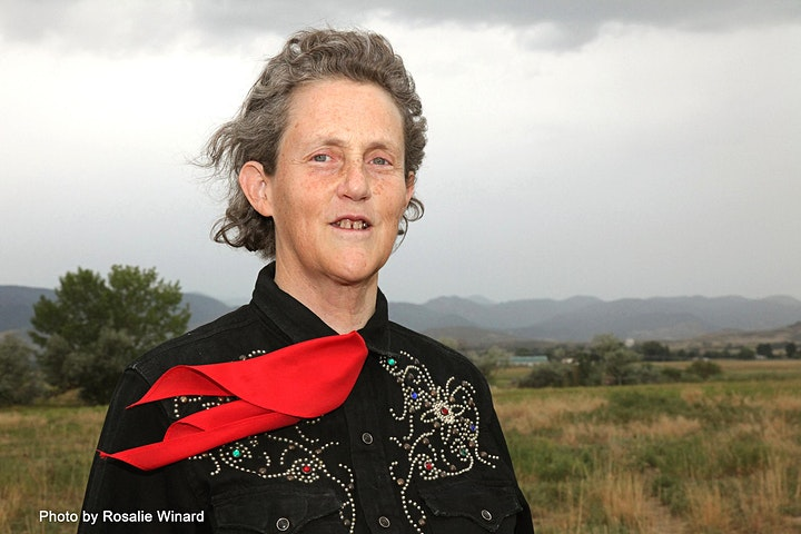 The Rich Center For Autism Proudly Presents  Lunch with Temple Grandin image