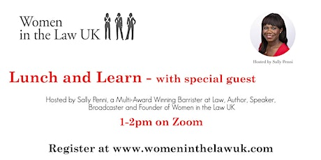 Monday Lunch and Learn - Women's Aid, Gail Heath tickets