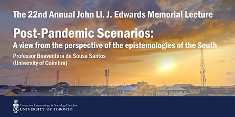 22nd Annual John Ll. J. Edwards Memorial Lecture tickets