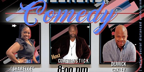 FREE EVENT -SATURDAY NIGHT LIVE - Derrick Cakley at the KOMEDY LOUNGE tickets