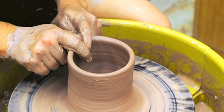 Sip 'n' Spin Pottery Workshop tickets