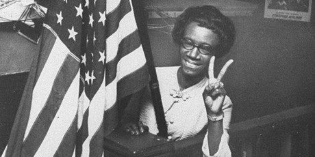 Book Club:  Unbought & Unbossed Shirley Chisholm tickets