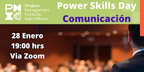 Power skills day - Comunicación entradas