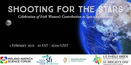 Shooting for the Stars:Celebrating Irish Contributions to Space Exploration tickets