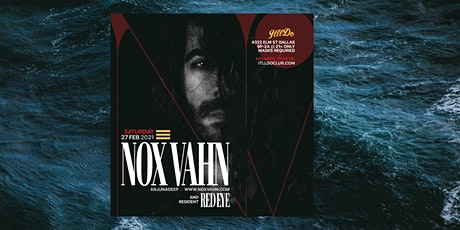 Nox Vahn at It'll Do Club tickets
