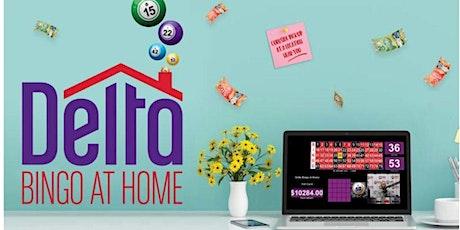 Delta Bingo at Home - February 24 tickets