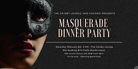 The Gatsby Lounge x Cocomo Masquerade Party tickets