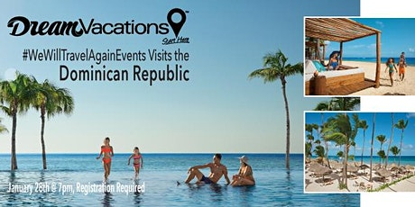 Let's Travel to the Dominican Republic! tickets
